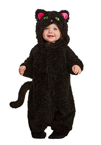 Kitty Kat Toddler Costume - 12-18M