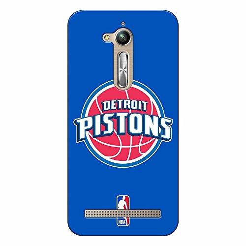 Capa de Celular NBA - Zenfone Go ZB500KL - Detroit Pistons - NBAA09