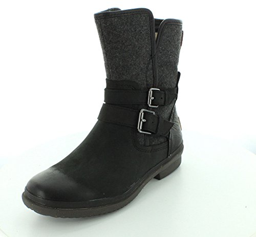 Negro Simmens Zapatos Mujer black W Australia Ugg 18qw4Xx