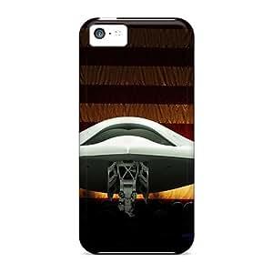 Tpu Kallard Shockproof Scratcheproof Boeing X 45 Phantom Ray Hard Case Cover For Iphone 5c