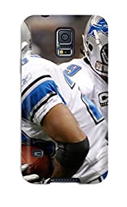 (WPWIDDR634iEtNH)durable Protection Case Cover For Galaxy S5(detroit Lions )