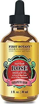 100% Pure Rose Essential Oil 1 fl. oz - Ultra Premium Undiluted Rose Oil / Rose Absolute Oil
