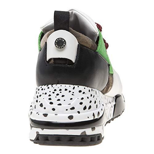 Steve Sneakers Donna Bianco Cliff Madden qzZ7wTPXZ