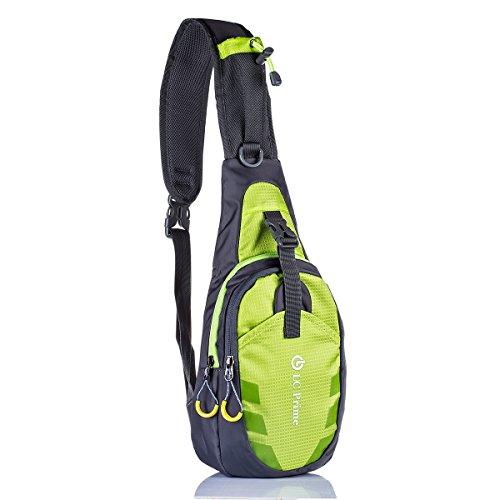 Shoulder Unbalance Backpack Satchel Outdoor
