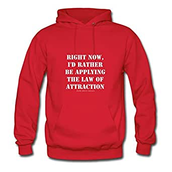 Red Styling Rightattracttrans Women Funny Sweatshirts X-large