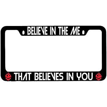 Amazon.com: Believe In The Me That Believes In You High Quality ...