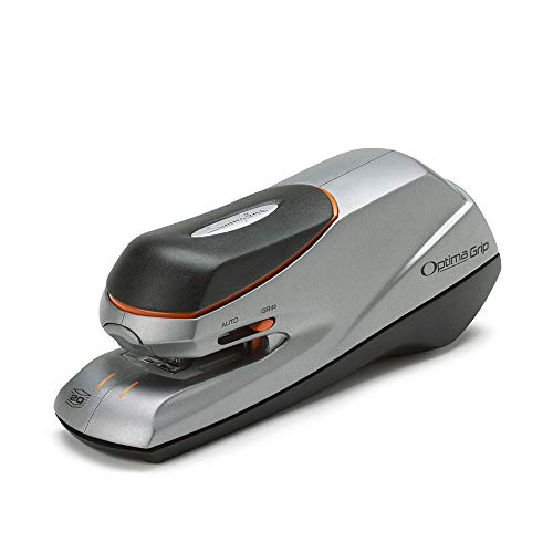 Swingline Electric Stapler, Optima Grip, 20 Sheet Capacity, Jam Free (48207) (Electronic Stapler)