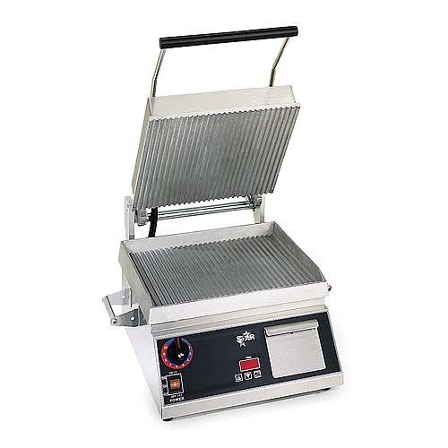 Table Top King star (CG14T) - 20'' Grooved Pro-Max Sandwich Grill
