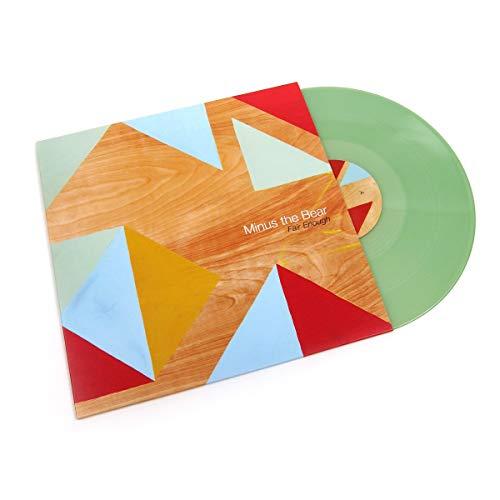 - Minus The Bear: Fair Enough (Indie Exclusive Colored Vinyl) Vinyl LP
