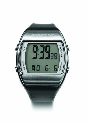 Sportline Solo 925 Men's Heart Rate Monitor (Black) by Sportline