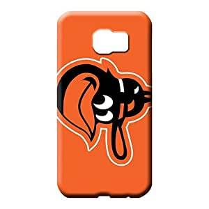 samsung galaxy s6 edge - case cover PC Forever Collectibles phone carrying covers baltimore orioles mlb baseball