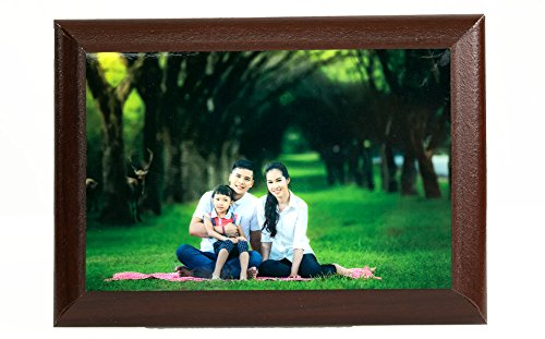 Plaque Award Tabletop (Civico Custom Photo Wood Hanging Frame; Graduation/Award Plaque-5