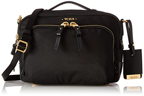 Tumi Voyageur Luanda Flight Bag, Black, One Size