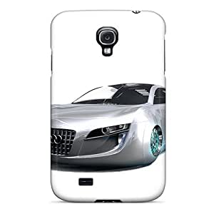 Faddish Phone Audi I Robot Case For Galaxy S4 / Perfect Case Cover