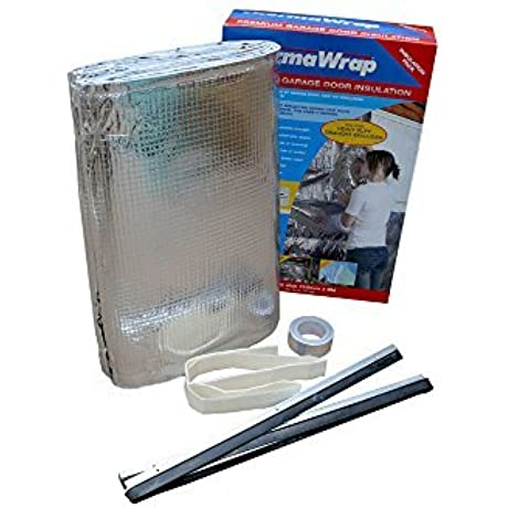 Thermawrap Premium Garage Door Kits For Use On Inner Side Of Garage Door By ThermaWrap