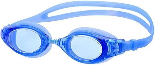 Black Nose Clip+Ear Plug+Anti fog UV Swimming Swim Adjustable Glasses、Fad