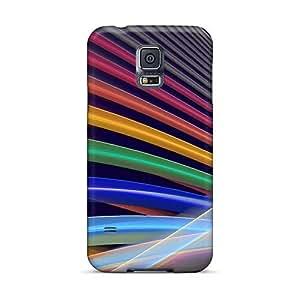 Samsung Galaxy S5 Tve17635WFWR Support Personal Customs Lifelike Madagascar 3 Series Shock Absorption Hard Phone Cases -IanJoeyPatricia