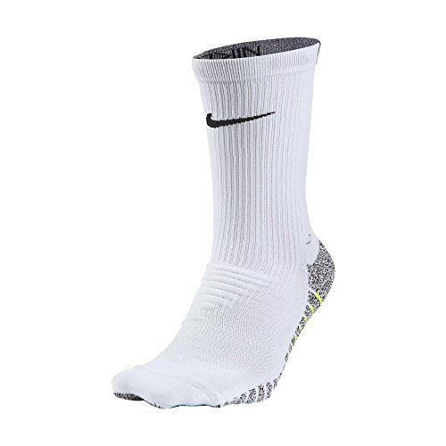 Nike Men's Grip Lightweight Crew Training Socks (Medium(Men (Nike Grips)