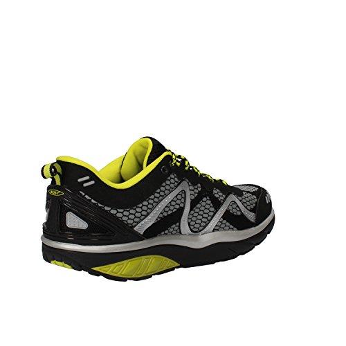 MBT Sneakers Homme 42 EU Noir Textile
