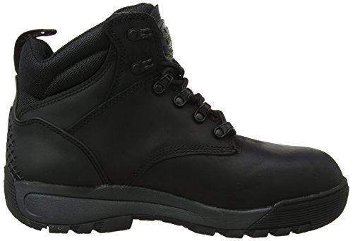 Dr 001 black Ridge Mixte Noir De Martens Sécurité St Adulte Chaussures vnzBvrwq