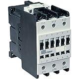 Contator 80A CWM80-00 190V 50Hz / 220V 60Hz - 10045530 - Weg