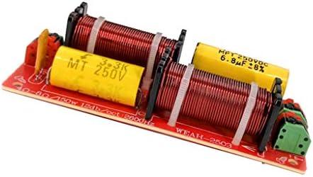 Almencla 150W トレブルベース 周波数 ディバイダー スピーカー クロス オーバーフィルターボード DIY