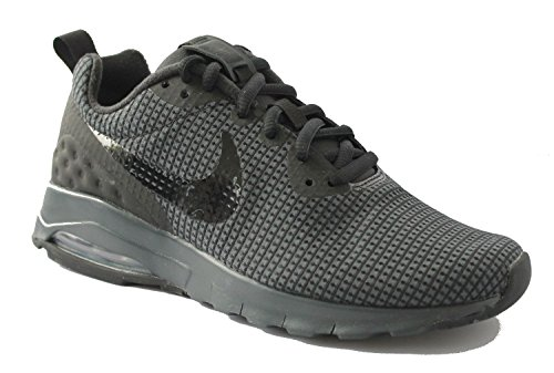 Motion Air de NIKE Black Liteweight Black Noir Femme Max Damen Se Running anthracite Chaussures qAAwB1x