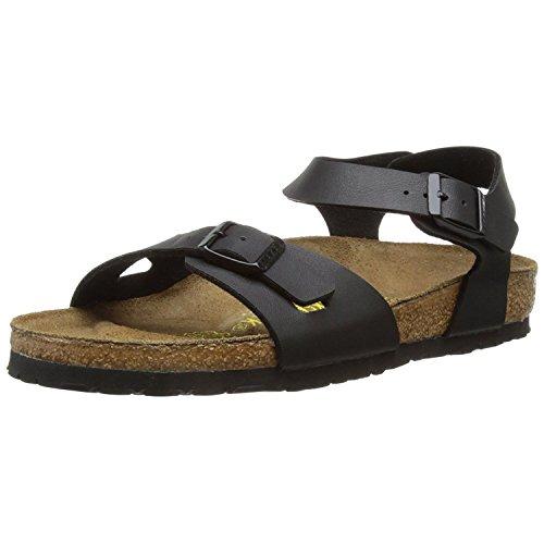 Birkenstock Rio Women's Sandal 40 M EU Black ()