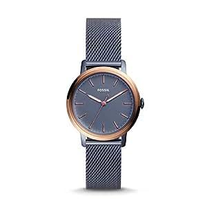 Fossil Women's ES4312 Neely Analog Quartz Blue Watch