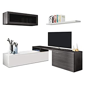 Habitdesign - Mueble de tv-2