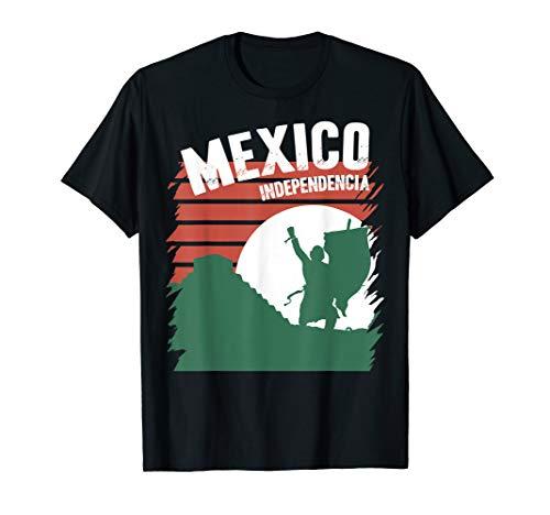 Independencia De Mexico 2019 T-Shirt For Mexican Viva Mexico]()