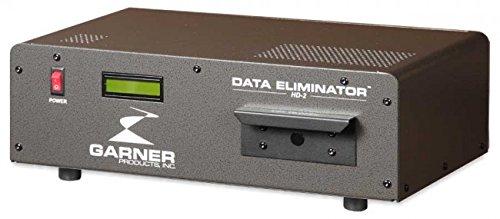 Garner HD-2 Data Eliminator Hard Drive Degausser (CE Approved)