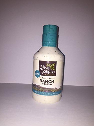 - Olive Garden Parmesan Ranch Dressing 24 oz.