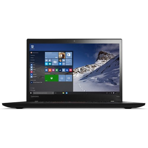 "Price comparison product image Lenovo ThinkPad T460 - Intel Core i7-6600U,  8GB RAM,  256GB SSD,  14"" FHD IPS AG -Windows 10 Pro - 3 YEARS onsite warranty"