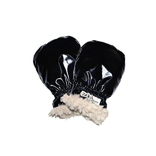 7AM Enfant Polar Mittens, Black, Small by 7AM Enfant