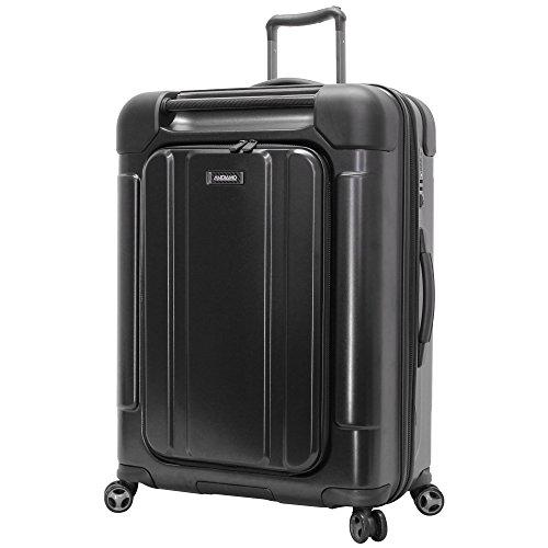 andiamo-pantera-large-hard-case-luggage-with-spinner-wheels-carbon-black