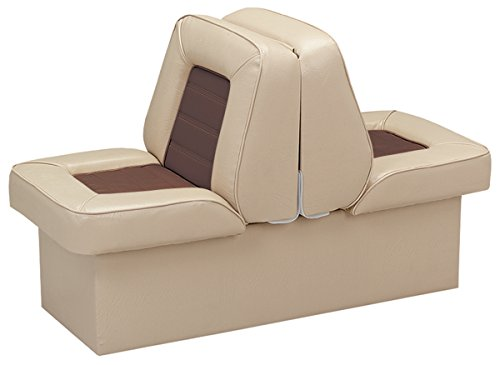 Wise 8WD505P-1-662 Deluxe Bucket Style Lounge Seat (Replacement Boat Seats)
