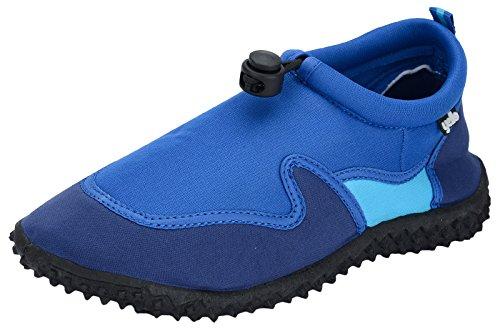 Knebelverschluss Socken Souls Blau Beach Strong Schuhe Aqua Water Blau EPwvYq