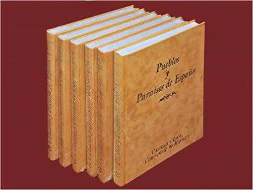 PUEBLOS Y PARAISOS DE ESPAÑA.: Amazon.es: CULTURAL: Libros