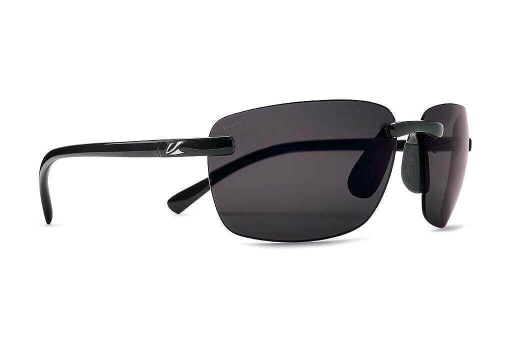 Kaenon メンズ  Black/Ultra Grey 12-polarized B079TC5N9Y
