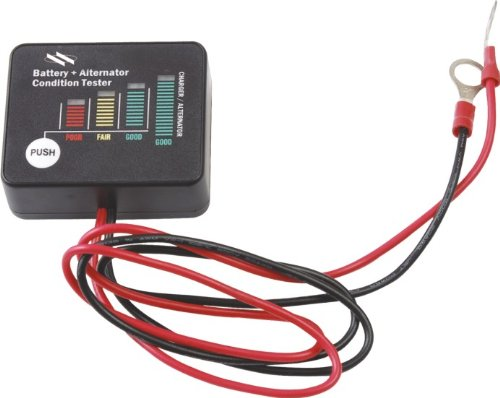 Astro 7765 12-volt Onboard Battery and Alternator Load Tester