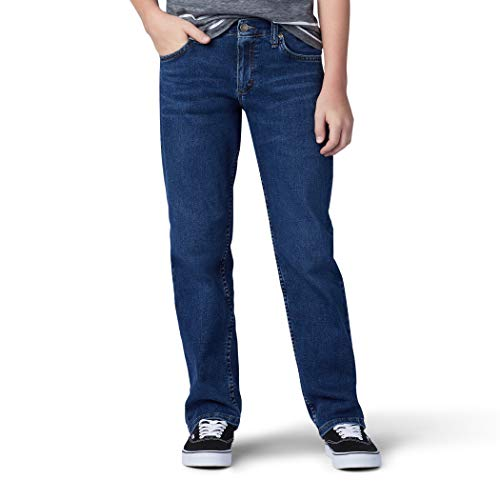 LEE Big Boy Proof Relaxed Fit Tapered Leg Jean, Mischief 14 Husky