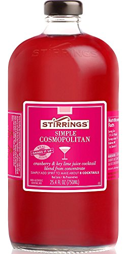 (Stirrings Cosmopolitan Cocktail Mixer 25.40 Ounces (Pack of)
