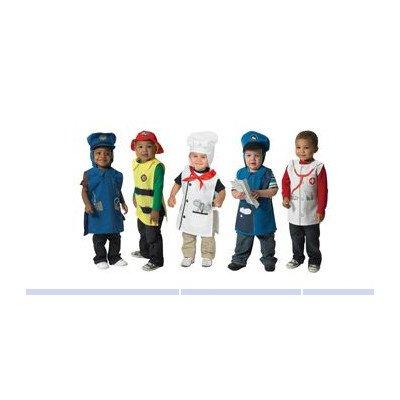 Community Helper Tunics - Set of 5 - Dress Community Helper