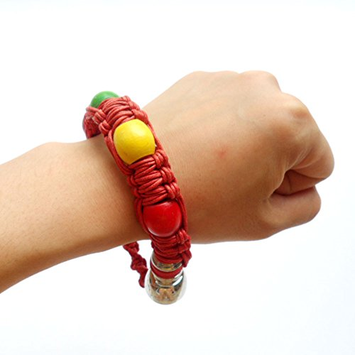 Bracelet with Metal For Smoking