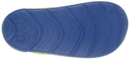 Citron Bleu Mixte Zsandal adidas I Enfant Vert ZHxq6gSSw