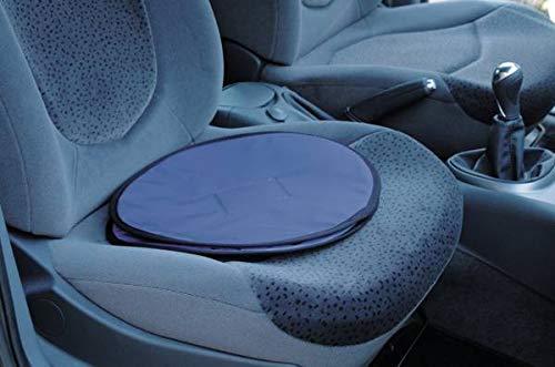 Ability Superstore Coj/ín giratorio para asiento de coche