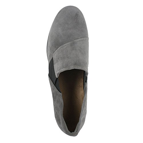Dark Size 10 Monarch Grey M B US Daelyn Shoe Color Clarks Womens WnqApxSv4p