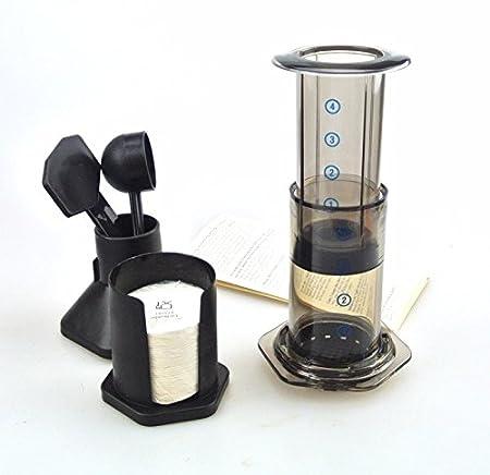 Similar Aeropress Cafetera de espresso portátil Haole prensa ...