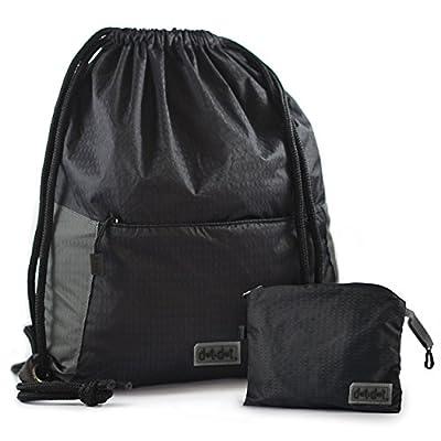 Dot&Dot Packable Drawstring Backpack